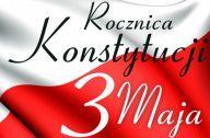 Rocznica konstytucji 3 maja - logo