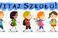 witaj szkoło - logo