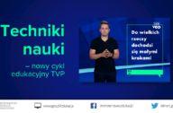 techniki nauki - nowy cykl edukacyjny TVP logo